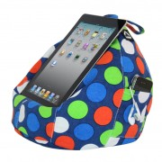 Life! iCrib Bean Bag-Multi Spots