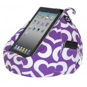 Life! iCrib Bean Bag-Purple Heart