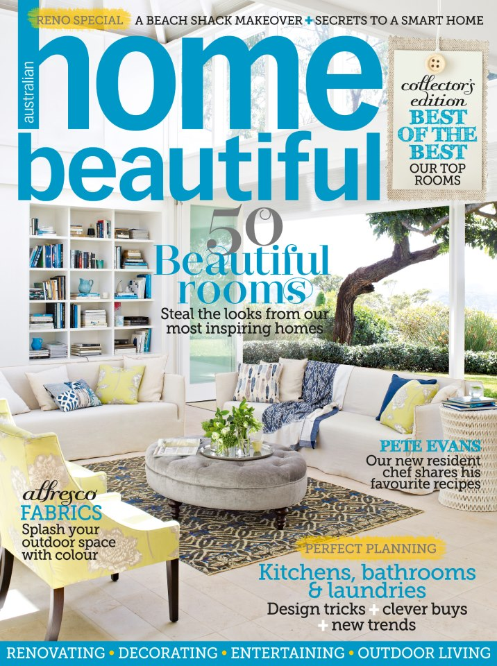 Beautiful Homes Magazine dreamwall makes ideal home magazine at last after 9 yrs 39