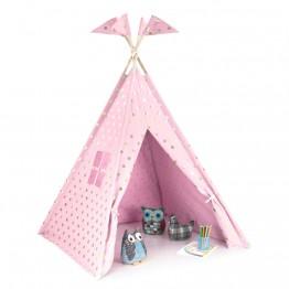 Tent_Tepee_WEBONLY_Pink_LargeDotts_03