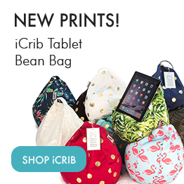 iCrib Tablet Bean Bag