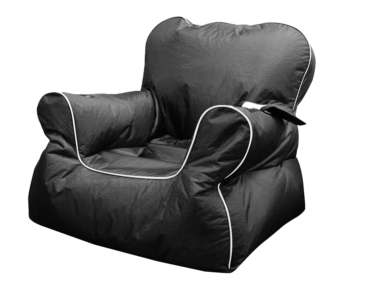 Delicieux ChillOut_ArmChair_Black_New. ChillOut_ArmChair_Info_New CHILL OUT BEAN BAG  ...