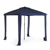 Myri sun shelter Blue Gazebo Umbrella Cabana
