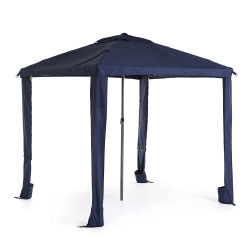Myri sun shelter Blue Gazebo Umbrella Cabana
