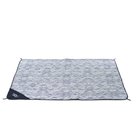The marine print adventure mat, picnic rug, beach blanket