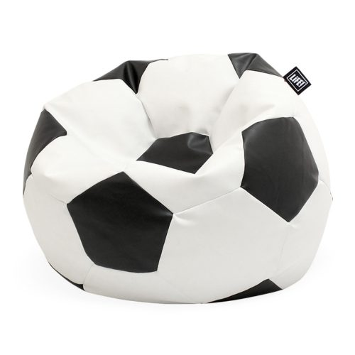 Soccer ball novelty bean bag