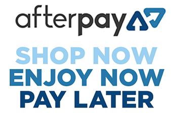 Afterpay, shop now, enjoy later, pay later