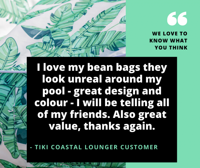 coastal lounger positive review